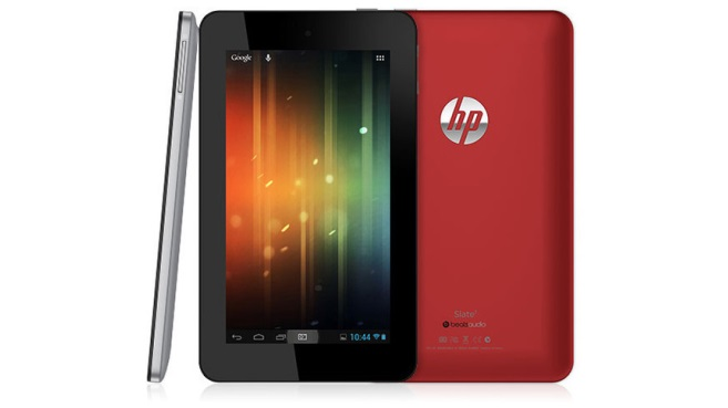 HP Slate Android